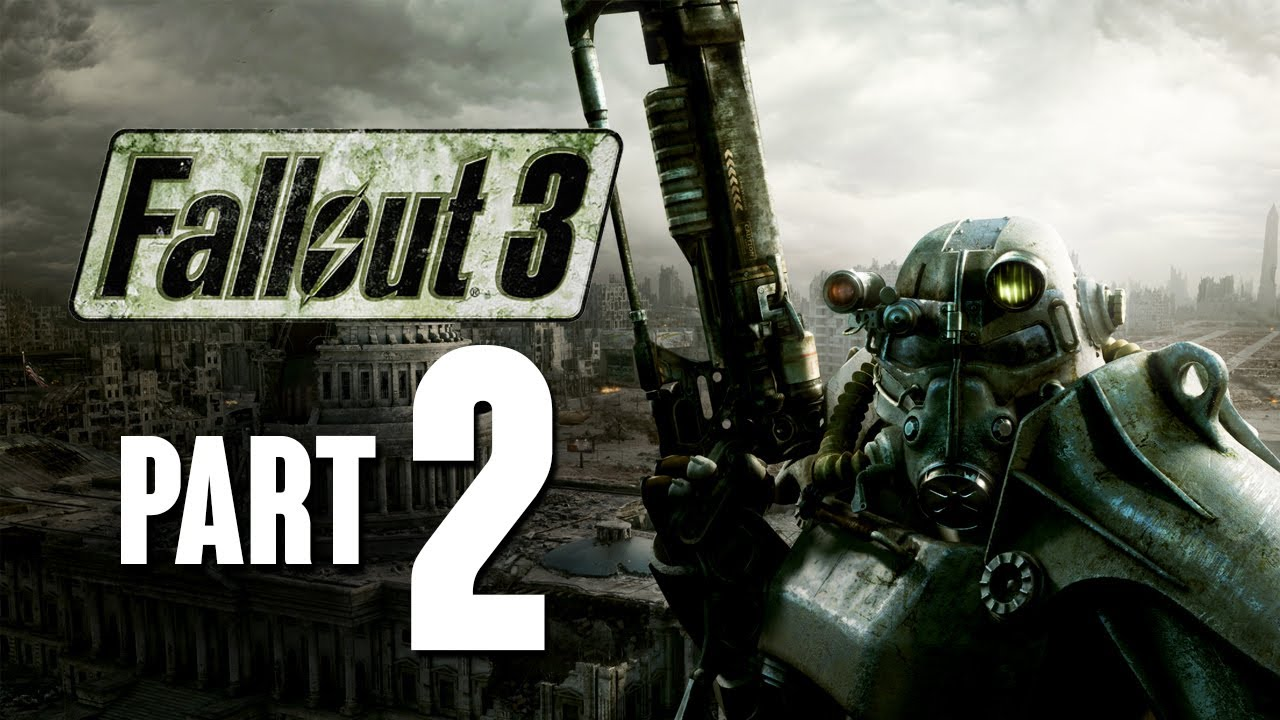Fallout 3 Walkthrough Part 2 - MEGATON