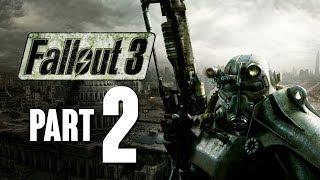 Fallout 3 Walkthrough Part 2 - MEGATON