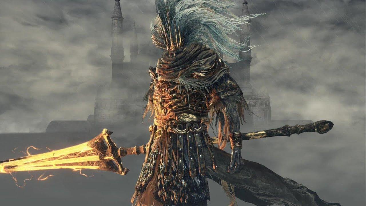 Nameless Queen Dark Souls