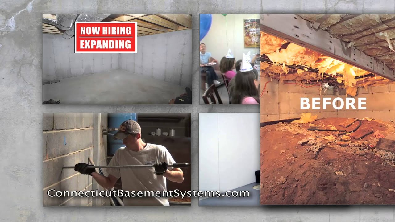 larry janesky s connecticut basement systems for all things rh youtube com all things basementy calgary all things basementy wisconsin
