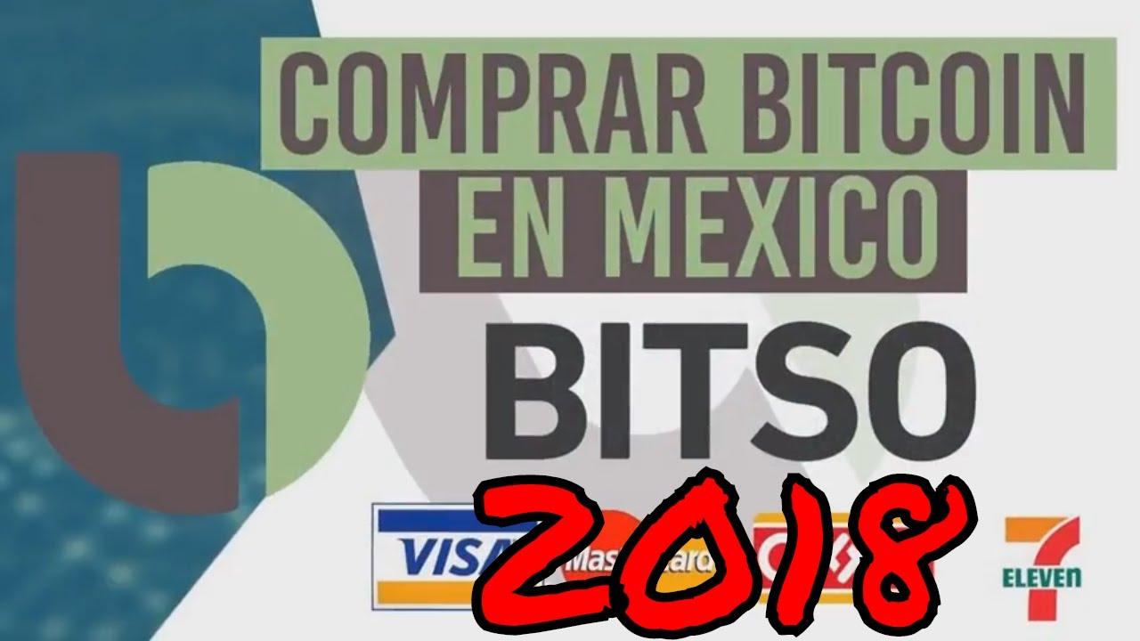 Comprar Bitcoin en Mexico - TUTORIAL 2019