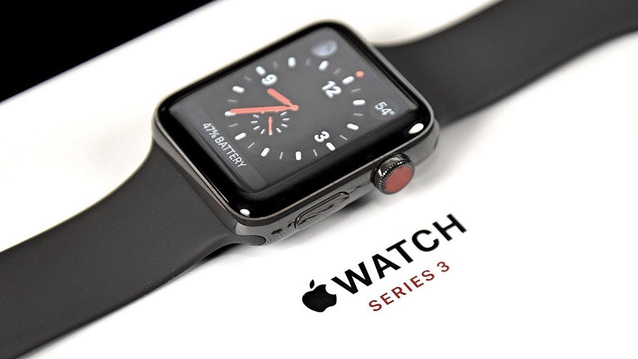 Đánh giá Apple Watch Series 3: giá bằng iPhone 7
