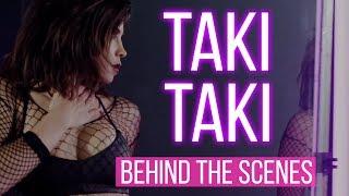 The Making Of Taki Taki Dance! | Jenna Dewan