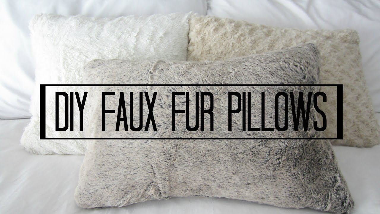 faux white pillow fur accent dorm suite product