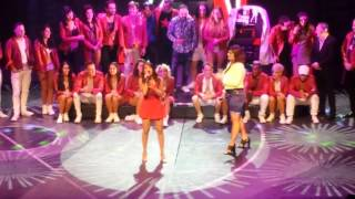 HD Yuridia y Danna Paola- YA ES MUY TARDE (Video Oficial) en vivo