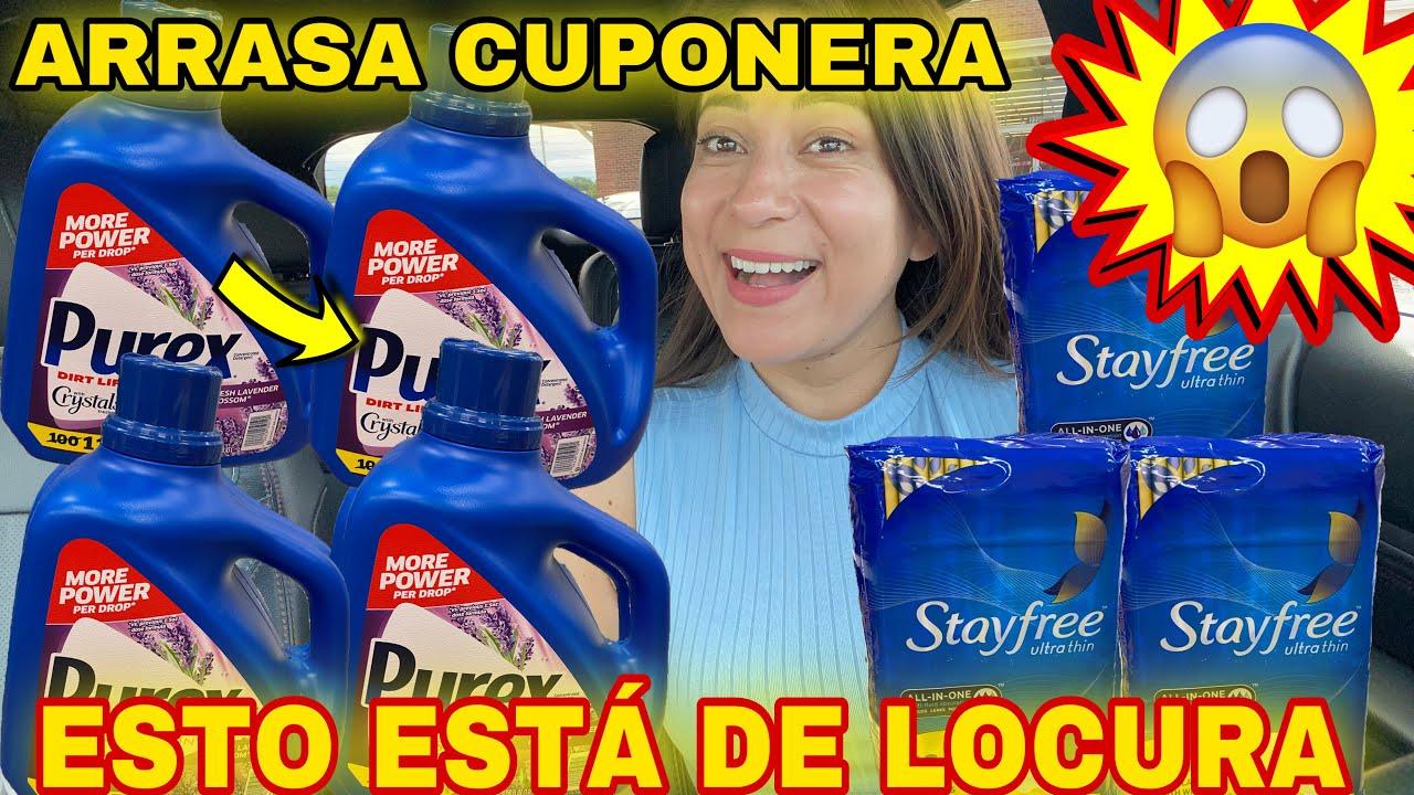 🚨🤩😵💫No Te lo **PUEDES PERDER** Detergete **GIGANTE** solo 0.99 **SIN CUPONES** #CORRE