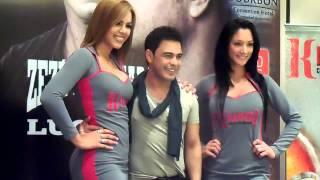 Zeze & Luciano en Paraguay 15 E o Amor