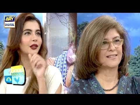 Marina Khan Describing her character in Noor ul ain