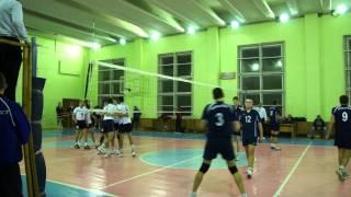 Волейбол: Барком - Новатор