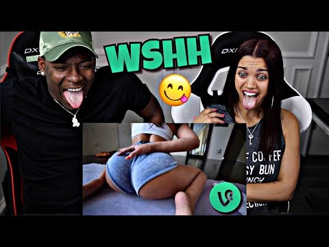 WE ALMOST BROKE UP WATCHING THIS VIDEO!!! THIS GIRL HAD THEM CLAPPERS REACTION!!!