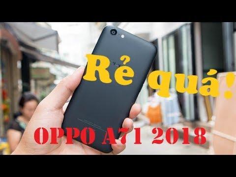 Đánh giá OPPO A71 2018: Phải chăng giống hệt phiên bản cũ?