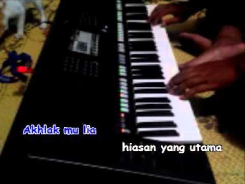 Dasi Dan Gincu Karaoke Yamaha PSR