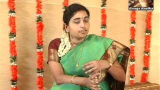 Carnatic concert appreciation DVD Clip 3
