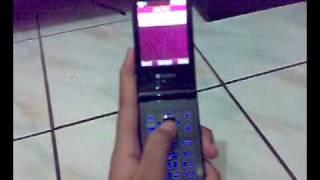 softbank 740sc black  (^_^ v