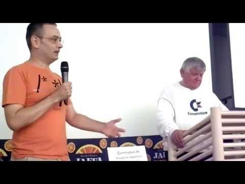 Saku 2014: Petro Tyschtschenko (in English, with English subtitles, closeups)