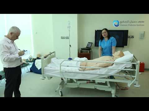 Code Blue Drill - Practice for Our Code Blue Members - Dasman Diabetes Institute