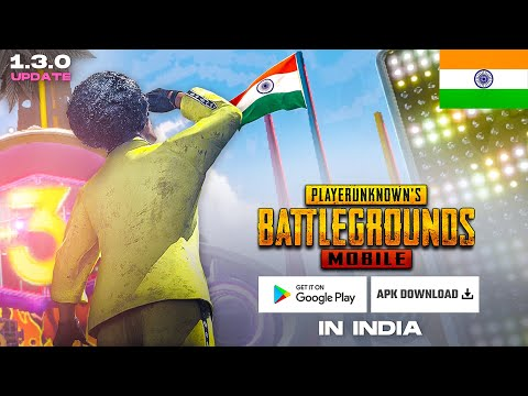 3rd Anniversary is Here 🇮🇳 | How to download PUBG Mobile 1.3 Update