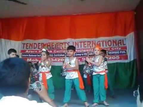 Satyamav Jayate song by Tender Hearts School