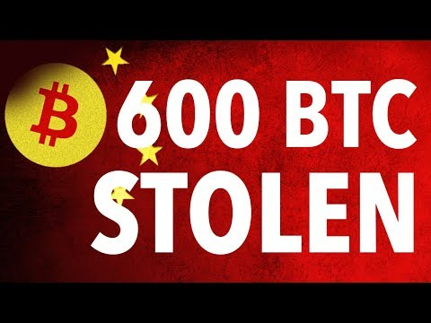 600 Bitcoin Worth $3,000,000 Stolen | OKEx And OKCoin Exchange Hacked