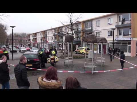 Gewonden bij steekincident op straat in Arnhem