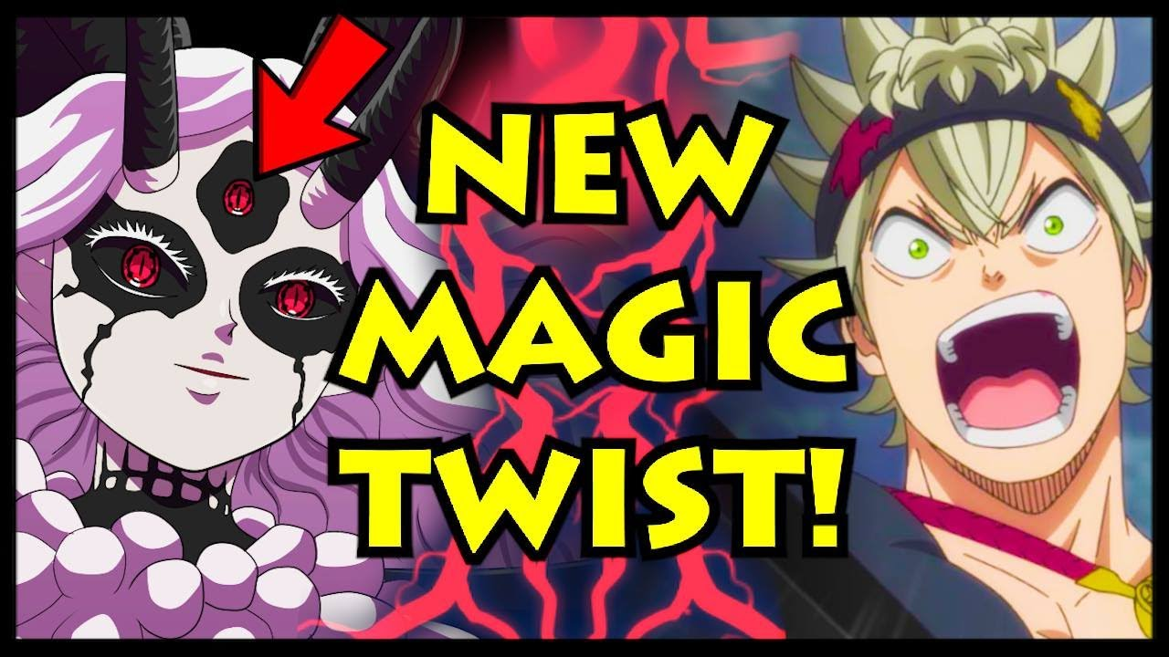 Black Clover just SHOCKED EVERYONE! Noelle admits her love for Asta and War against Megicula RAGES!