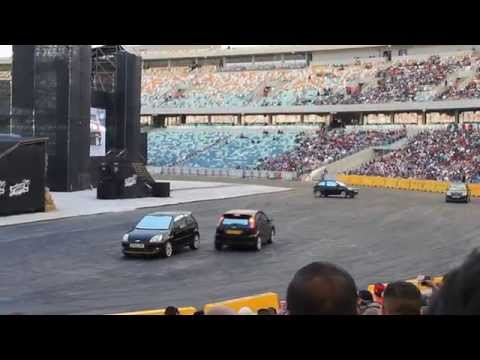 Durban Top Gear Festival Highlights - Part 1