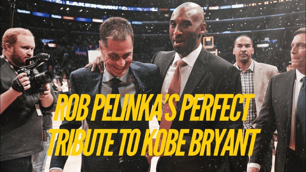 Lakers Receive 2019 2020 Nba Championship Rings Rob Pelinka S Unforgettable Tribute To Kobe Bryant Youtube