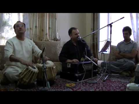 Afghan new song 2013 Ay Negare man  Mustafa Wafa