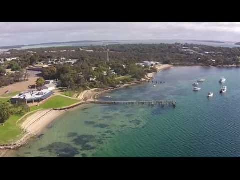 From The Air: Coffin Bay, South Australia