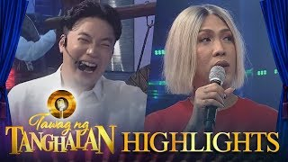 Tawag ng Tanghalan: Ryan reveals something about Vice's feet