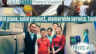 (TRIPREPORT) SilkAir Economy Class Flight Experience: MI353 Penang to Singapore