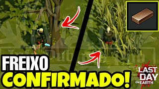 FREIXO CONFIRMADO! NOVA GAMEPLAY PANTANO!!! Last Day On Earth