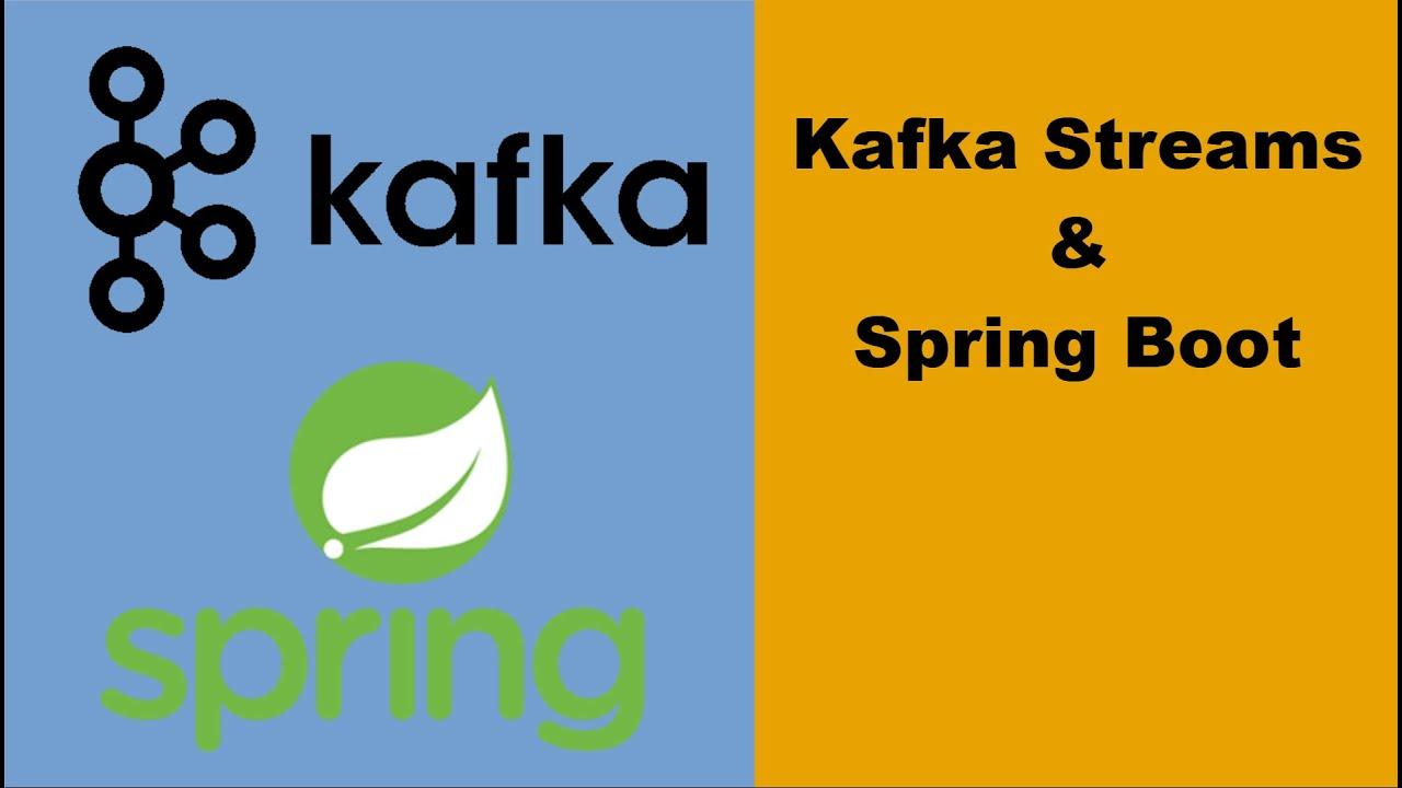 Kafka Streams & Spring Boot Tutorial - Grundlagen