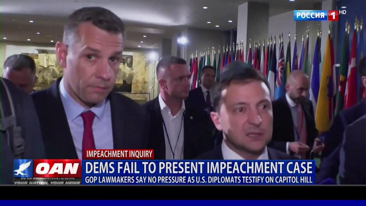 OAN Democrats fail to present impeachment case