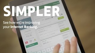 Lloyds Bank - Simpler Internet Banking is here thumbnail
