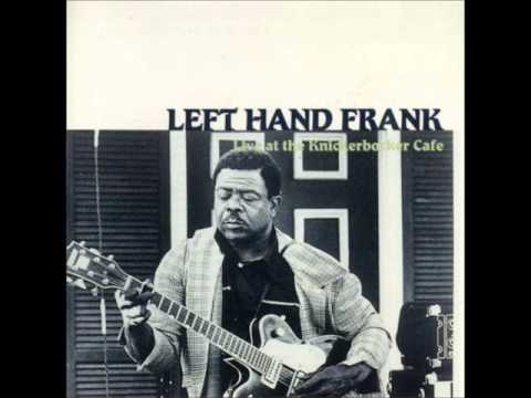 LEFT HAND FRANK [FRANK CRAIG] (Greenville , Mississippi , U.S.A) - Surfin' With Frank (instr.)