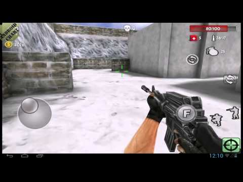 Gun Strike Shooting War 3D   Game Review for Android, HD Gameplay