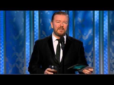 Ricky Gervais Speech Golden Globes 2015 (HQ)