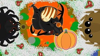 MOPE.IO GIANT SPIDER WEB TRAPPING TROLL! 🎃 (Halloween in Mope 2019)