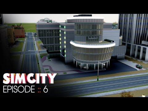 SimCity :: Episode 6 :: I live in a movie theater