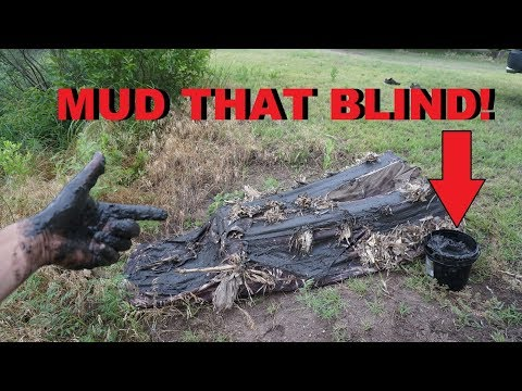 How To MUD A LAYOUT BLIND The RIGHT WAY!