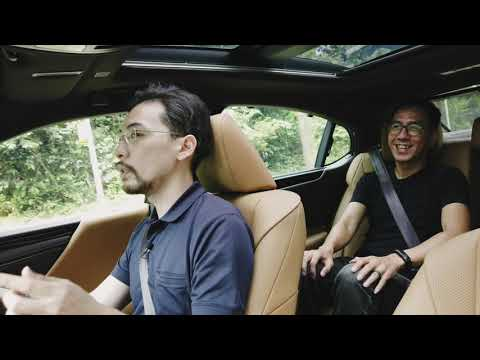 Get a lowdown on the Lexus ES with Carbuyer Singapore