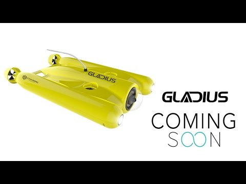 Gladius Drone: Submersible Underwater | Techlogogy | Inventions You Won't Believe Exist