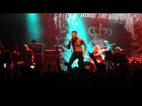 Rise Above/Where Eagles Dare - Teenage Time Killers w/Corey Taylor + Legends