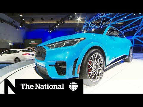 Slow Uptake For Electric Vehicles In Canada