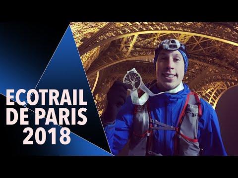 ECOTRAIL PARIS 2018, C'EST QUOI CETTE BOUE ?!?