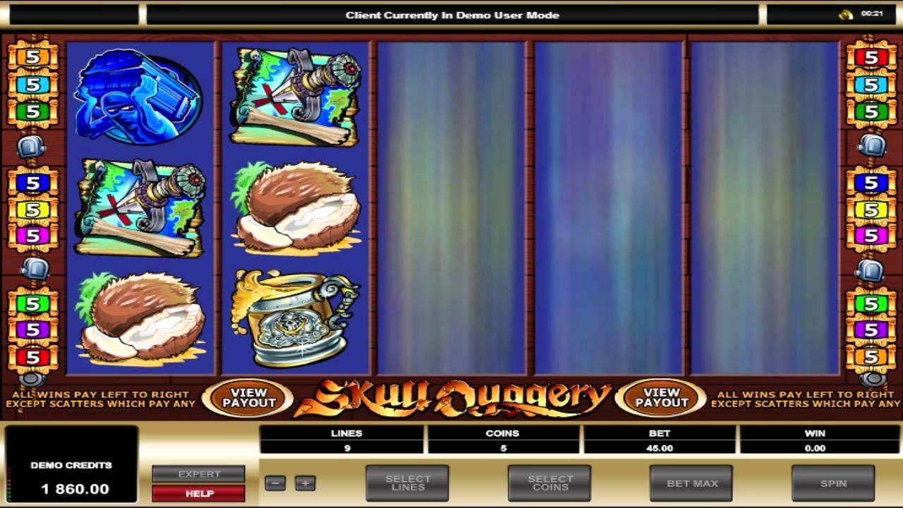 Spiele Skull Duggery - Video Slots Online