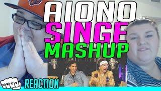 Alex Aiono | William Singe Black Beatles/Confessions/No Problem REACTION!!