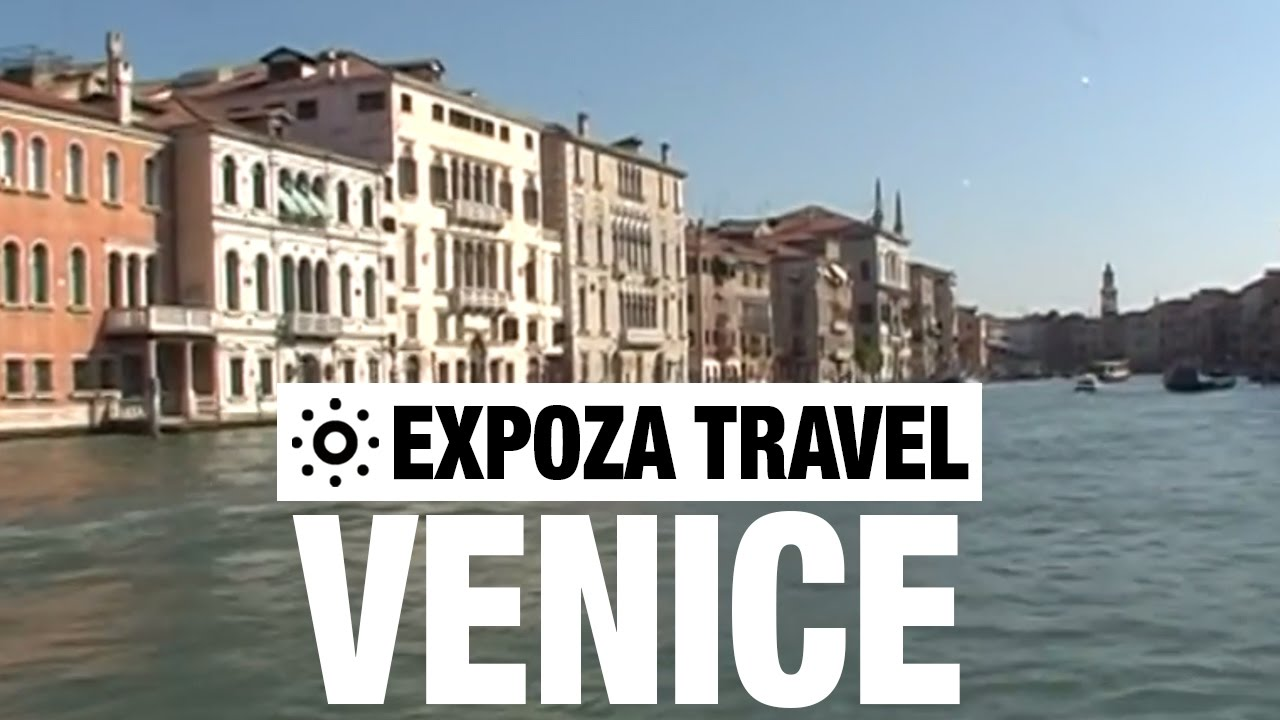 Venice Vacation Travel Video Guide • Great Destinations