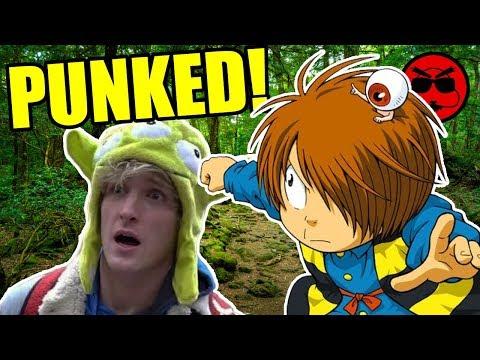 The Anime that PUNKED Logan Paul - Gaijin Goombah